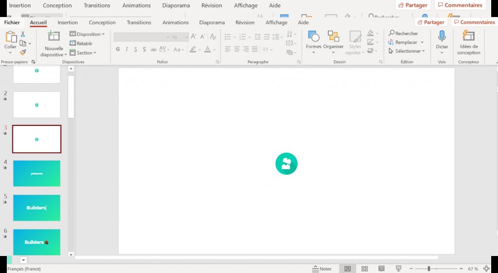 PowerPoint Animated Logo 2