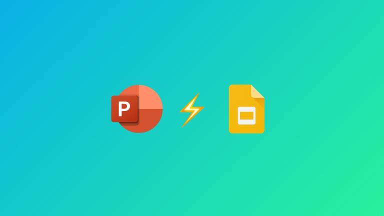 PowerPoint vs Google Slides